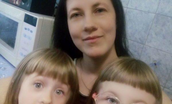 Помогли семье Артамоновых и маленькой Виолетте 3,5 года