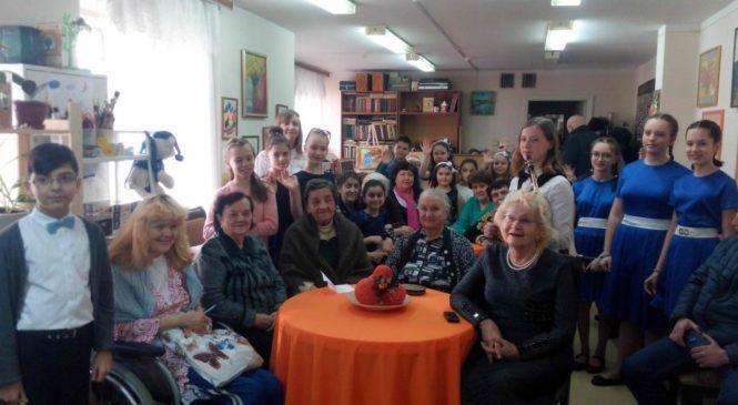 Встреча в литературно-музыкальном салоне «Лира», посвященная Дню защитника Отечества