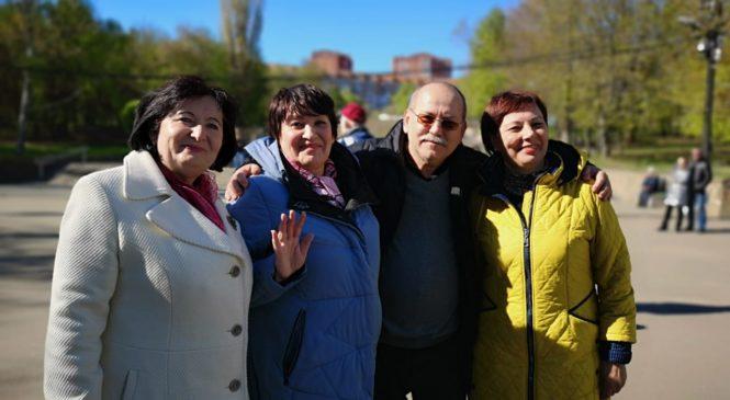 Солисты Центра «Мои года – мое богатство» приняли участие в концертной программе ко дню местного самоуправления «Пою тебе, Ростов!»