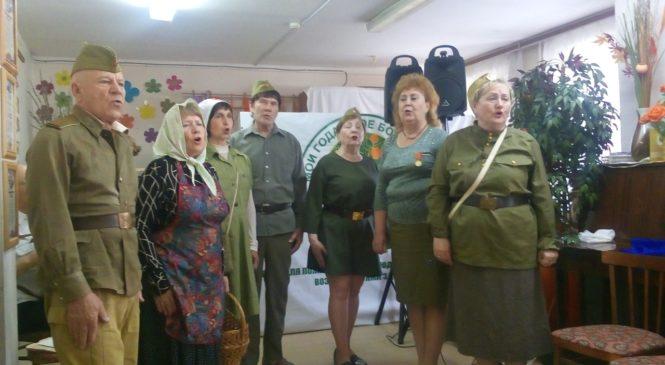 Состоялась премьера театральной постановки «На привале», театральная студия «серебряного возраста» — «Не стар»