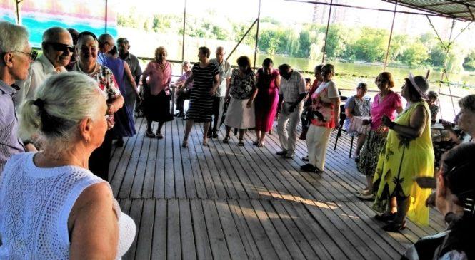 Вечер отдыха «Танцплощадка для людей «серебряного» возраста «Рио-Рита»