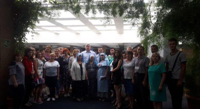 Представители епархиального отдела по церковной благотворительности приняли участие в работе семинара «Профилактика социального иждивенчества в учреждениях социального обслуживания»