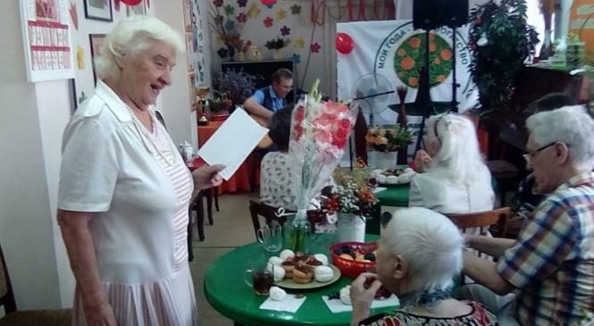 День рождения — любимый праздник для участников Центра «Мои года — моё богатство».