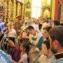 В Ростовской-на-Дону епархии состоялась масштабная благотворительная акция «Соберем ребенка в школу».