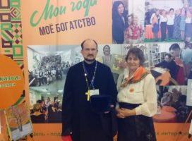 Программа «Мои года-моё богатство» была представлена на 2 съезде по церковному социальному служению Донской митрополии