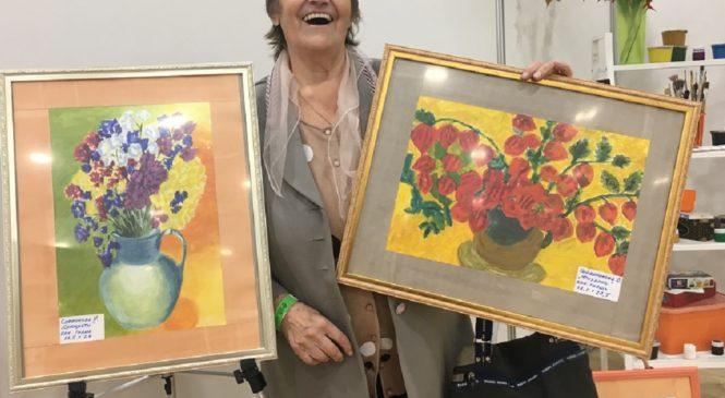 Акцию «Яркие краски жизни» запустил Центр «Мои года-моё богатство» в день благотворительности «Щедрый вторник»