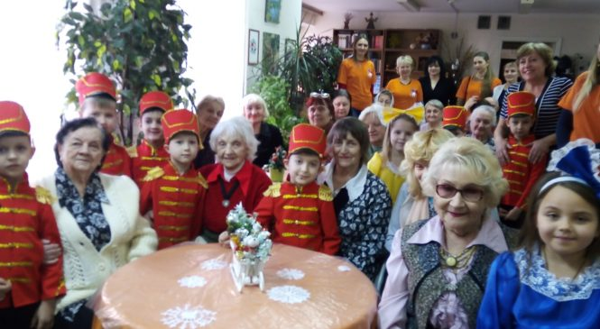 Сотрудничество Центра «Мои года-моё богатство» в рамках развития проекта «Счастливые внуки»