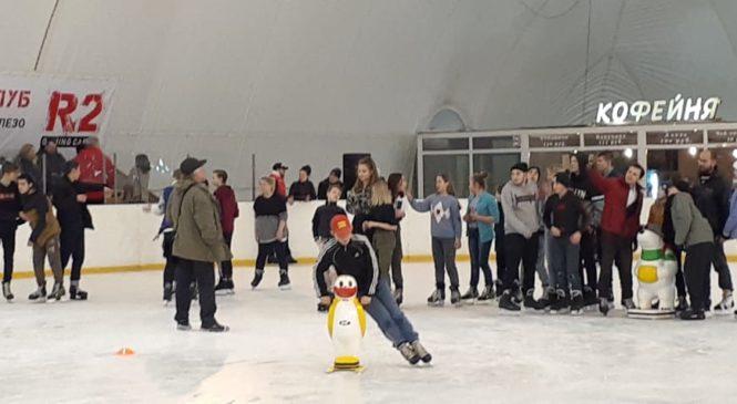Состоялась первая встреча команд молодежного физкультурно-спортивного мероприятия «Донской ледовый прорыв»