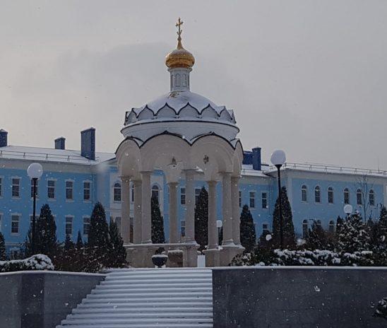 Свято-Иверский женский монастырь продолжает оказывать помощь социальному приюту «Донская обитель»