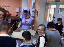 В Ростовской епархии завершилась благотворительная акция «Дари радость на Рождество»