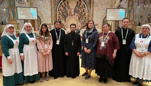 Юбилейный Х Общецерковный съезд по церковному социальному служению