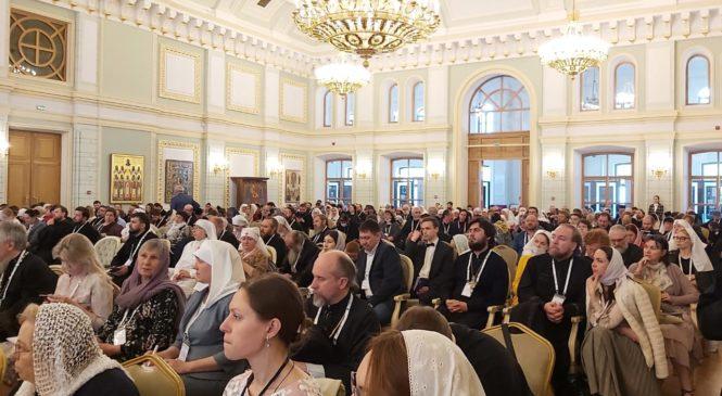 Организована прямая трансляция крупнейшего форума Русской Православной Церкви в сфере благотворительности