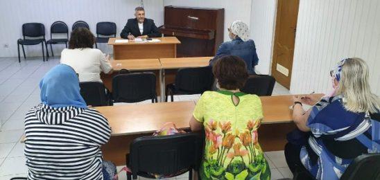 В Юго-Западном благочинии г. Ростова-на-Дону прошло совещание помощников настоятелей приходов благочиния по социальному служению