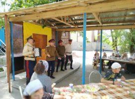 Cоциально-благотворительной акции «Белый цветок» в храме Новомучеников и Исповедников Российских