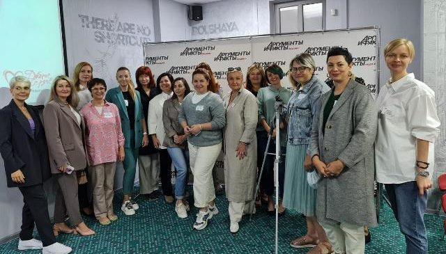 Сотрудники службы помощи «Милосердие-на-Дону» приняли участие в семинаре «НКО в ресурсе»