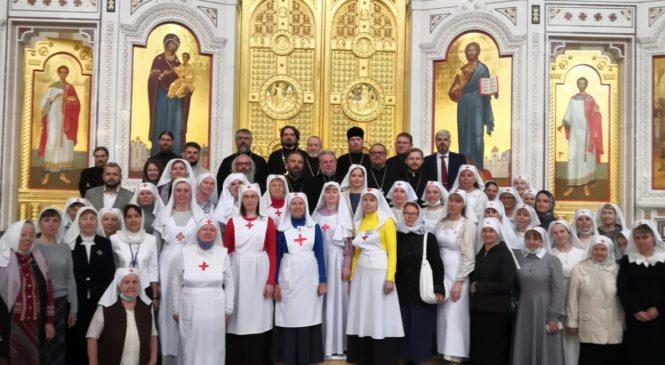 В Калининграде проходит Межрегиональный съезд сестер милосердия Русской Православной Церкви