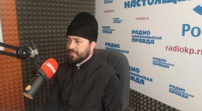 Руководитель социального отдела принял участие в радиопередаче, посвященной Международному Дню пожилых людей